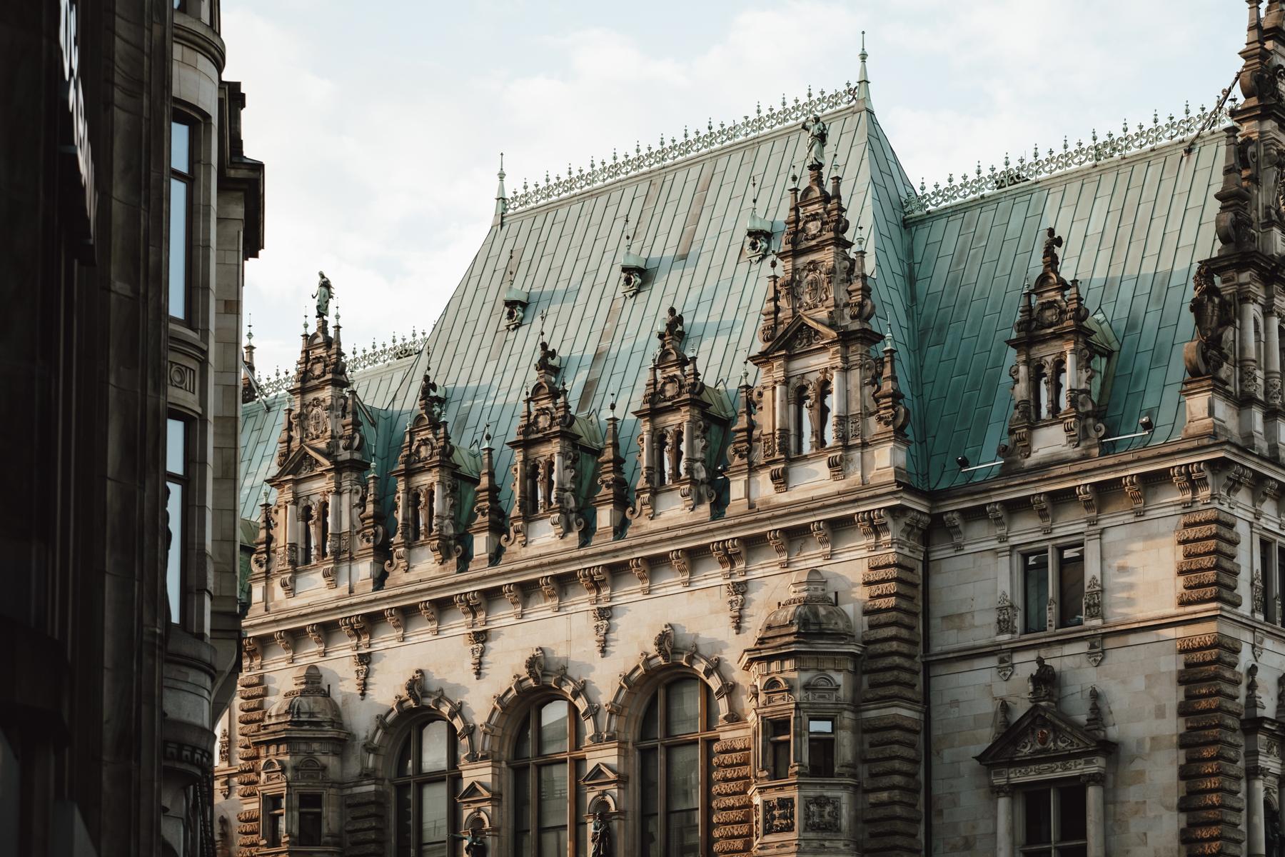 Geheimtipp Hamburg Hometown History Rathaus 2