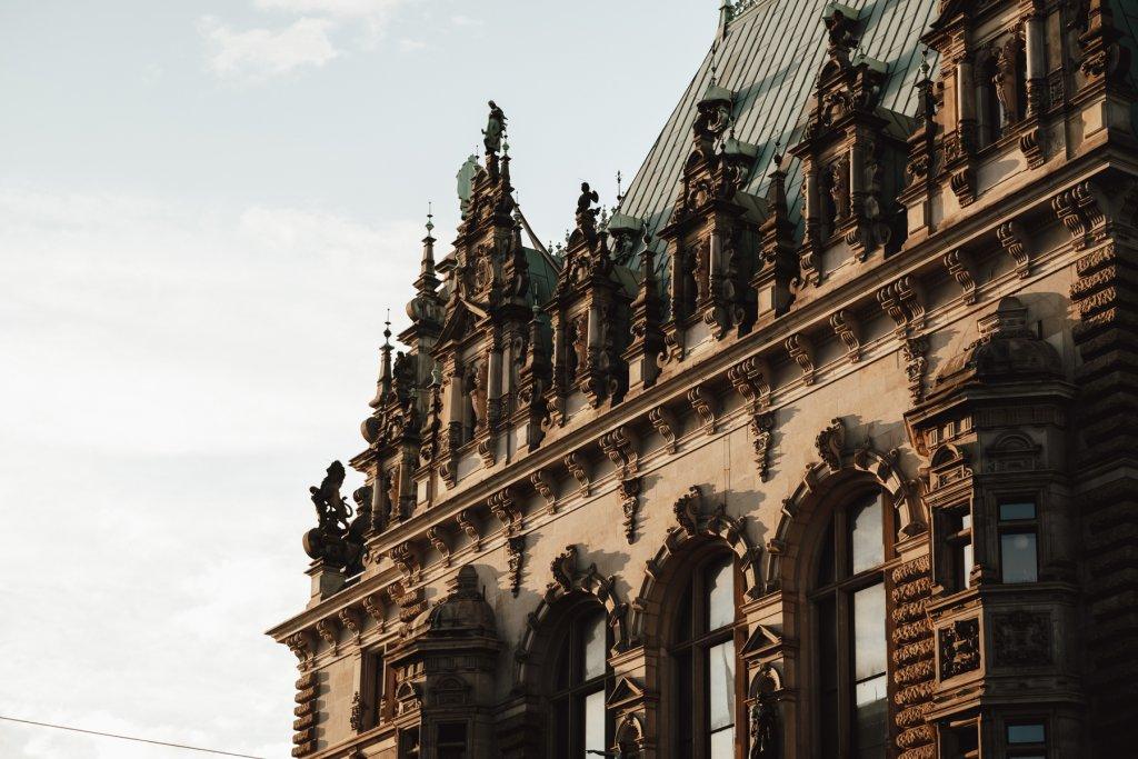 Geheimtipp Hamburg Hometown History Rathaus 3