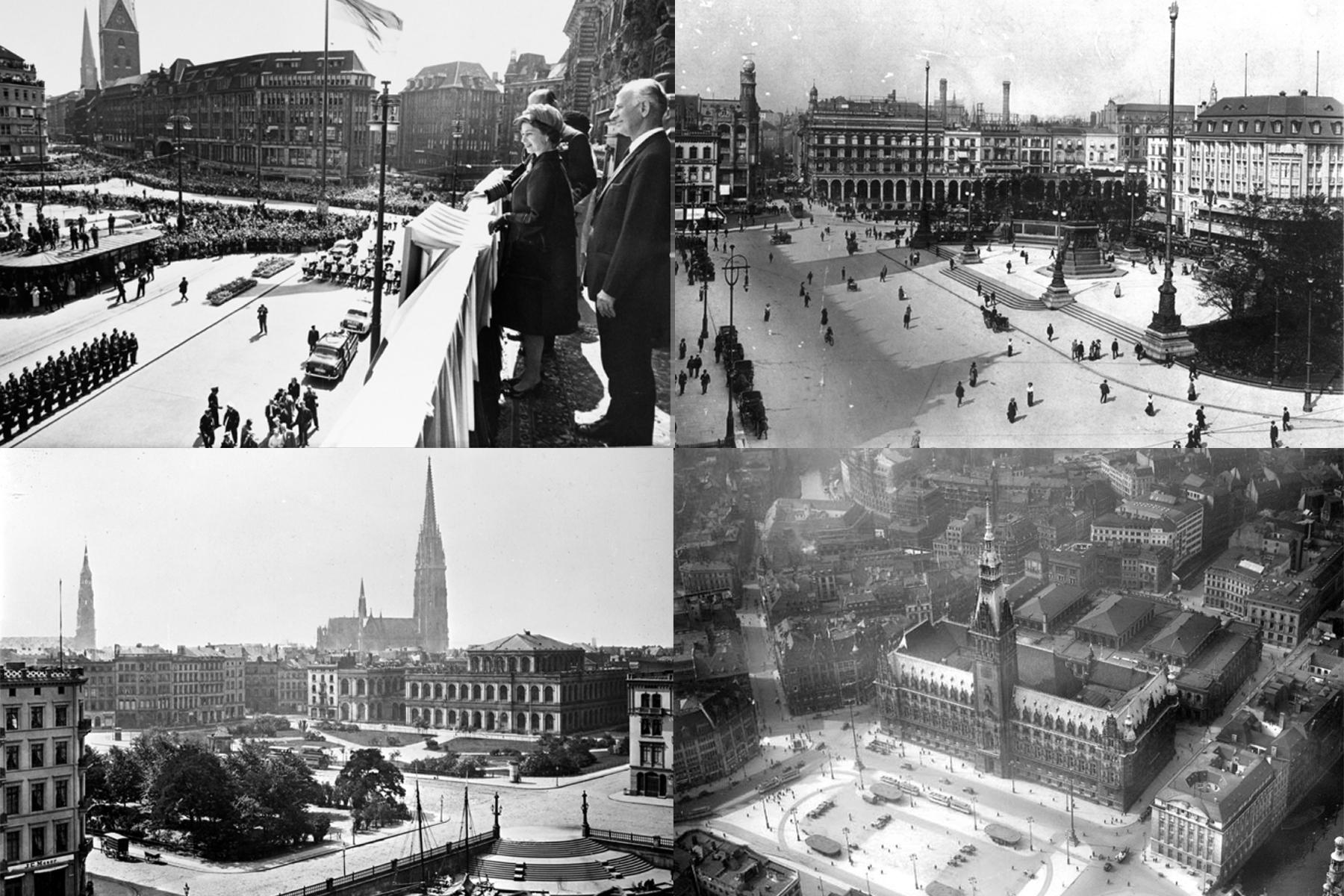 Geheimtipp Hamburg Hometown History Rathaus 7