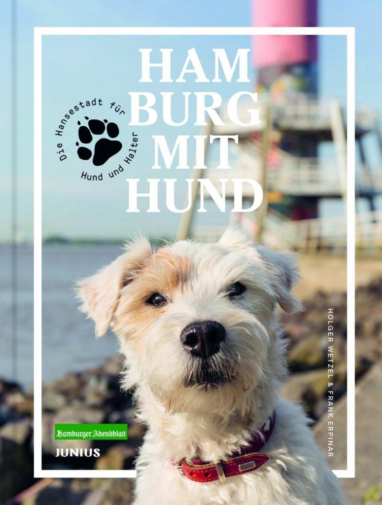 Geheimtipp Hamburg Hunde Special Buch Hamburg mit Hund
