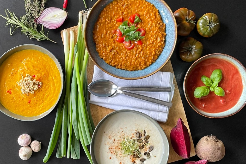 Geheimtipp Hamburg Mental Health Gesunde Ernaehrung Good Food – ©Good Food