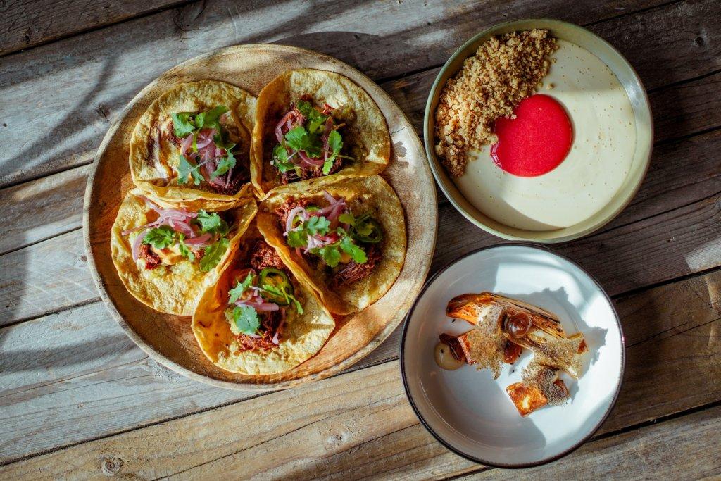 Die Taco Kits vom Salt & Silver sehen nicht nur super aus, sondern schmecken auch vorzüglich! – ©Salt & Silver