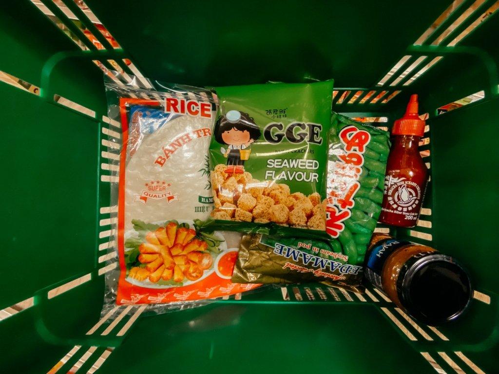 Hier gibt es nicht nur japanische Snacks. – ©Lilli Sprung