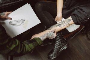 Geheimtipp Hamburg Tattoo Special Black Mess 1