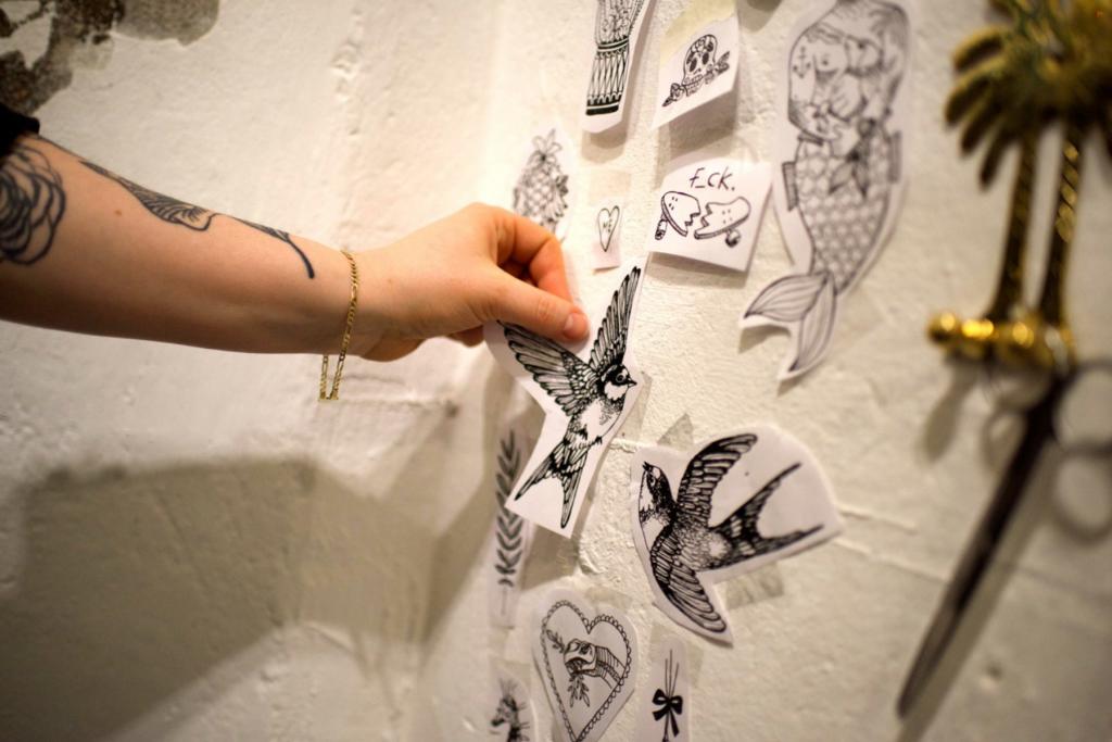 Geheimtipp Hamburg Tattoo Special Frau Ines 3 – ©Frau Ines