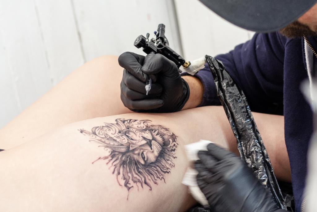 Geheimtipp Hamburg Tattoo Special Hamburg City Ink 1 – ©Hamburg City Ink
