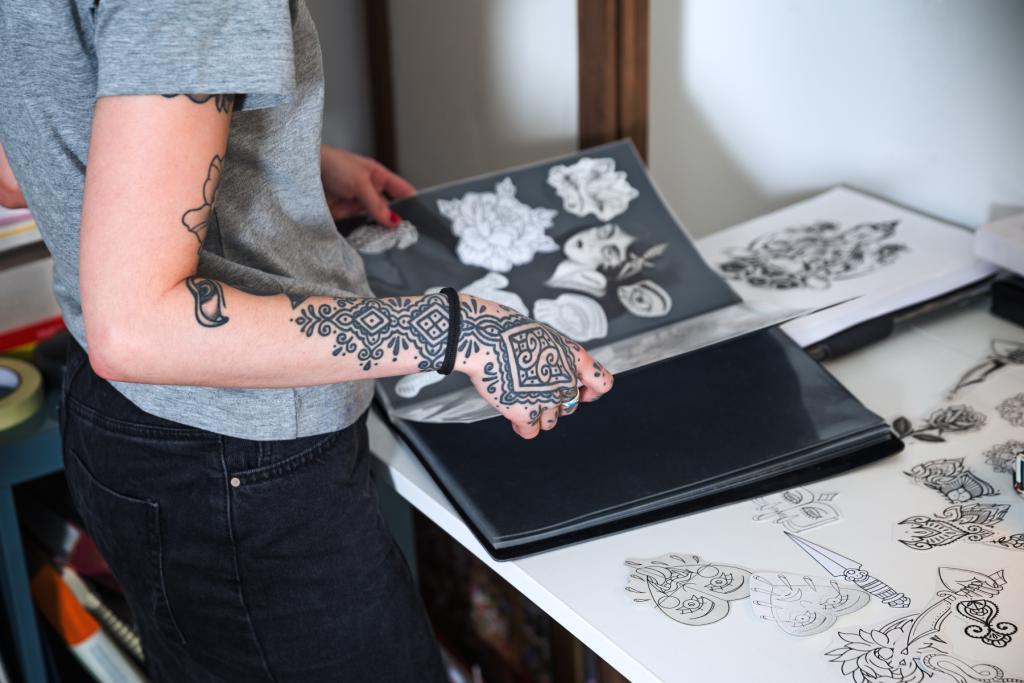 Geheimtipp Hamburg Tattoo Special Kool Tattoo 4 – ©Kool Tattoo