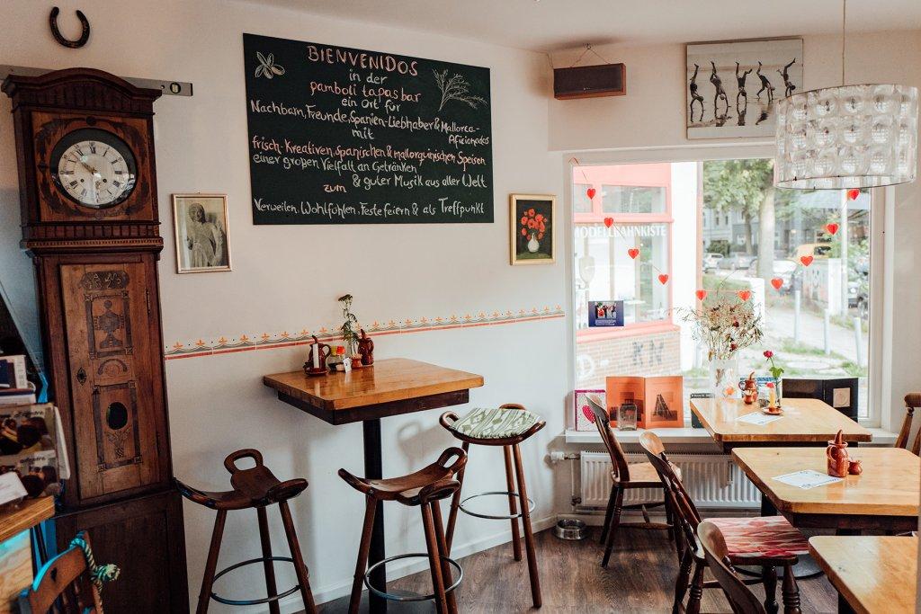 Geheimtipp Hamburg Barmbek Restaurant Pamboli Tapas Bar Lisa Knauer 20