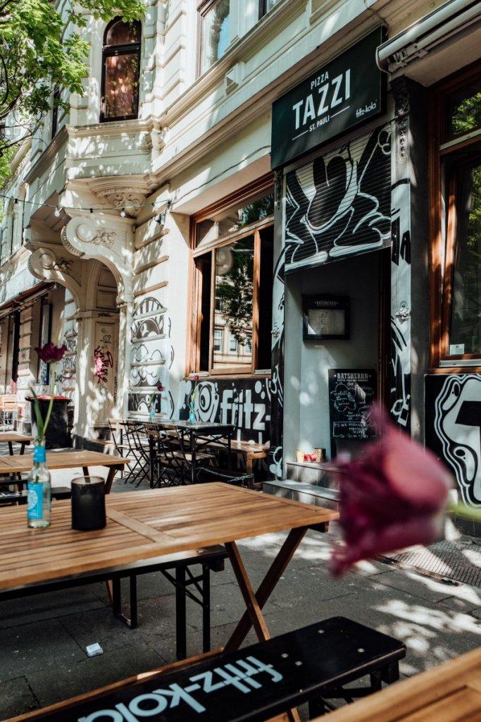 Tazzi Pizza St Pauli geheimtipp hamburg lisa knauer restaurant 44