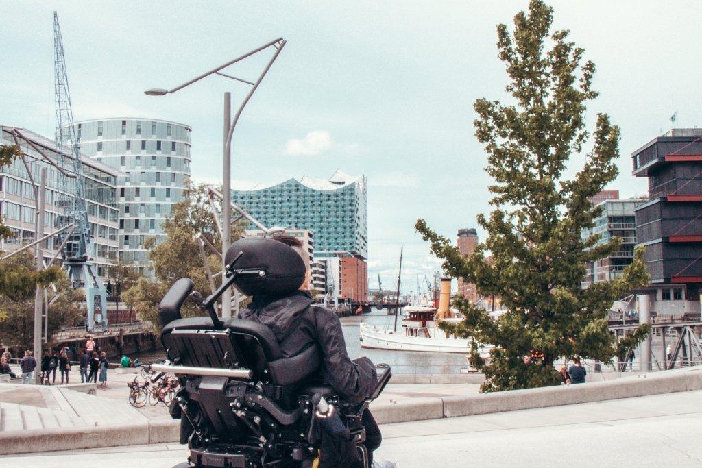 Nur wenige Jahre alt ist die Hamburger Hafencity einer der neuesten Stadtteile. – ©Romans.View