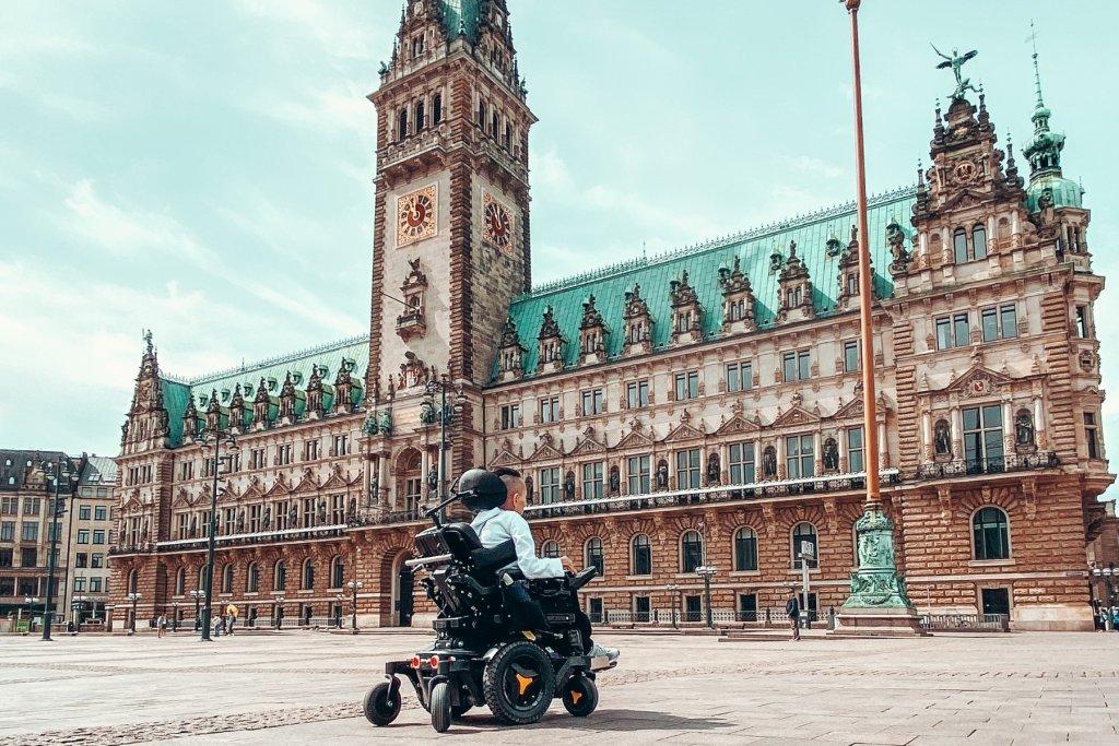 Unser schönes, altes Rathaus. – ©Romans.View