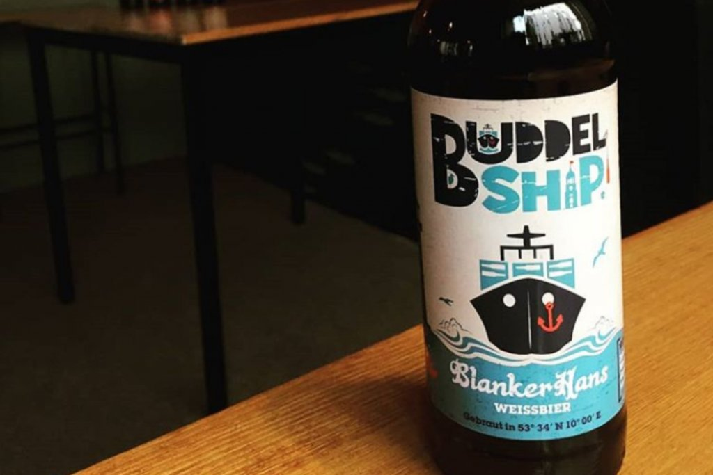 Wie wär's mit nem Blanken Hans? – ©Buddelship Brauerei