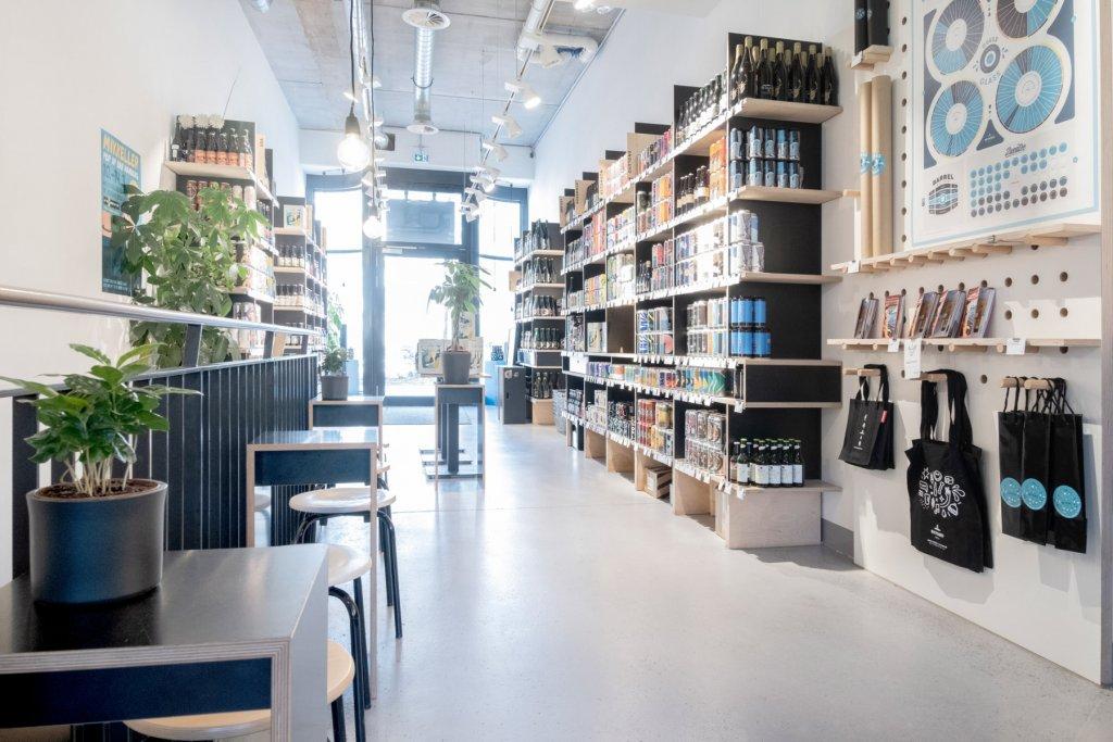 Sobald es die Regelungen wieder zulassen, könnt ihr euch dann auch im Store vor Ort umschauen. – ©Beyond Beer