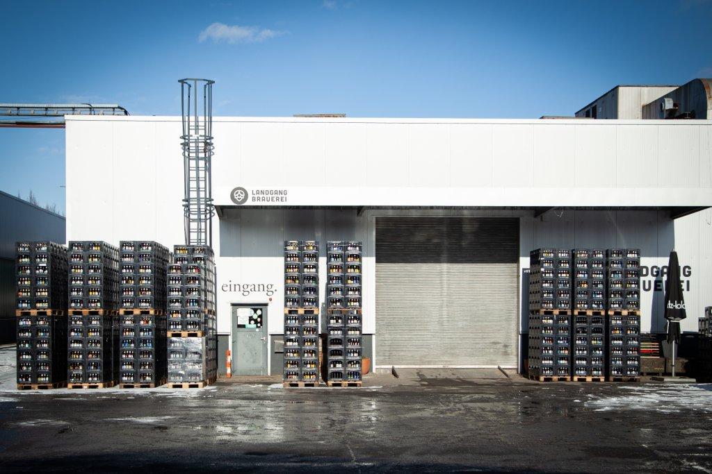Die Landgang Brauerei – ©Landgang Brauerei