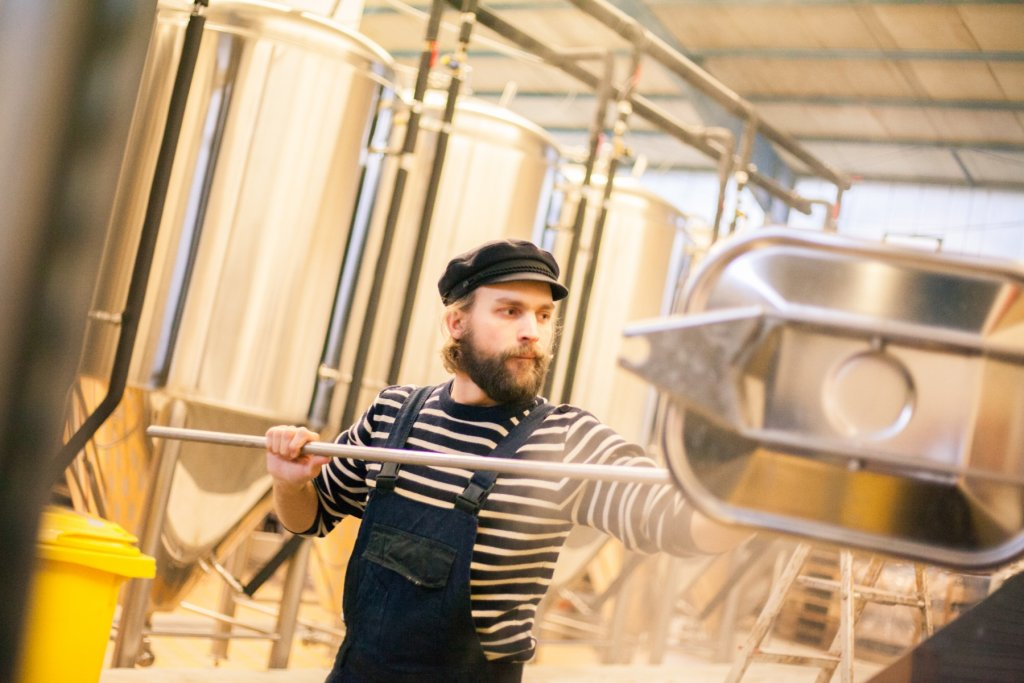 Hier ist Bier Brauen noch ein echtes Handwerk. – ©Wildwuchs Brauwerk