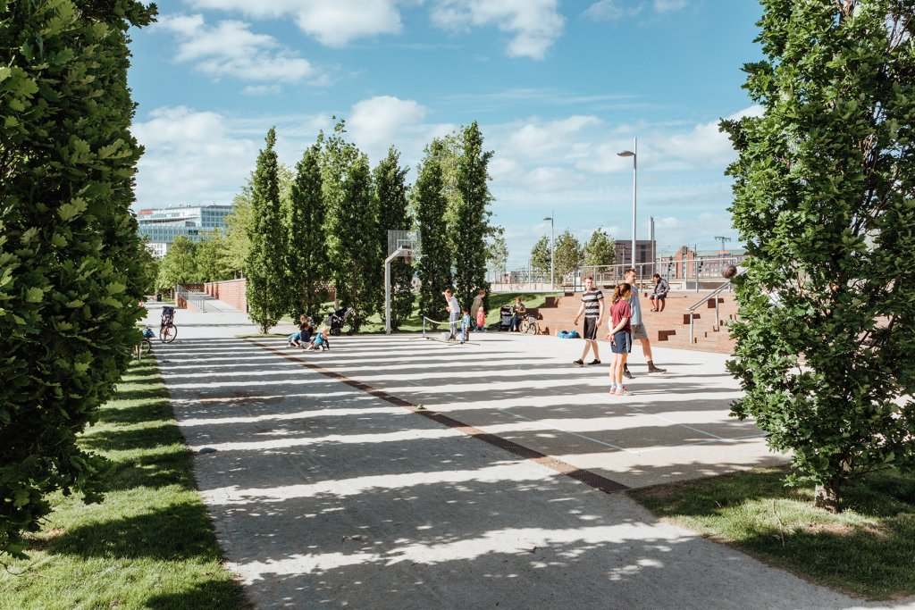 Geheimtipp Hamburg Natur & Ausflüge grüne Ecken Hafencity Lohsepark Lisa Knauer 5