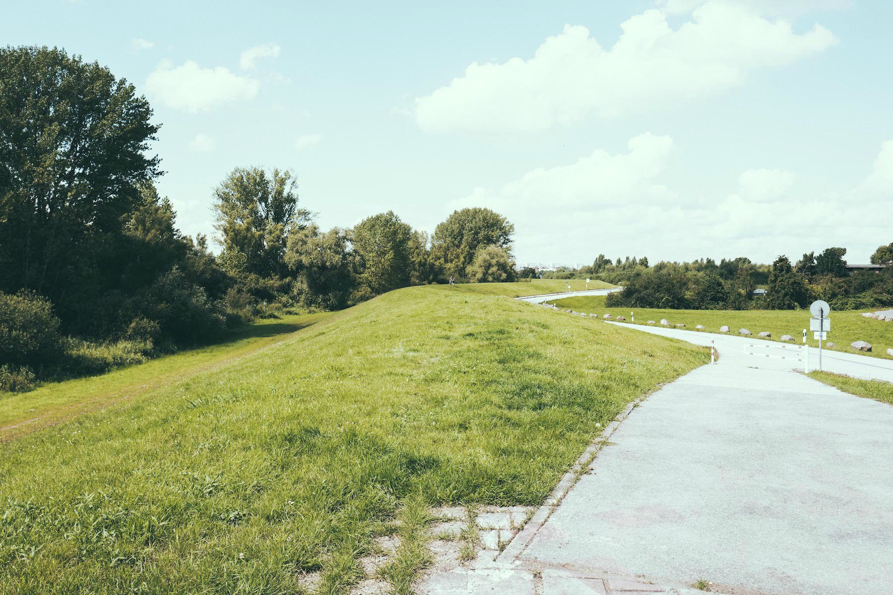 Geheimtipp Hamburg Natur & Ausflüge Wilhemsburg Naturschutzgebiet Heuckenlock Cristina Lopez 3