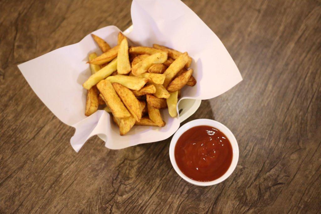 Ketchup & Mayo? Gibt's hier satt! – ©Unsplash