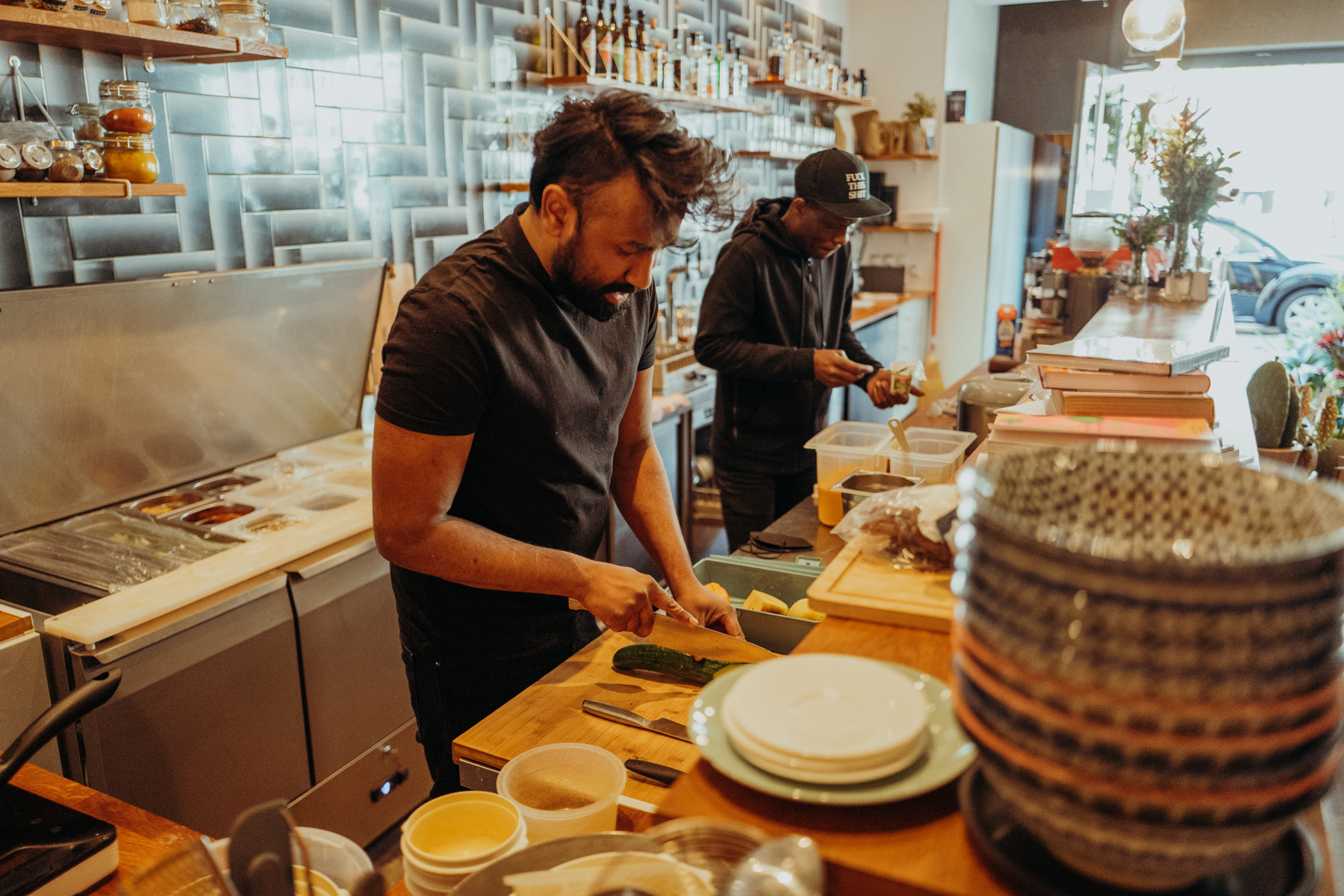 Geheimtipp Hamburg Rotherbaum Restaurant treats Dahlina Sophie Kock 046