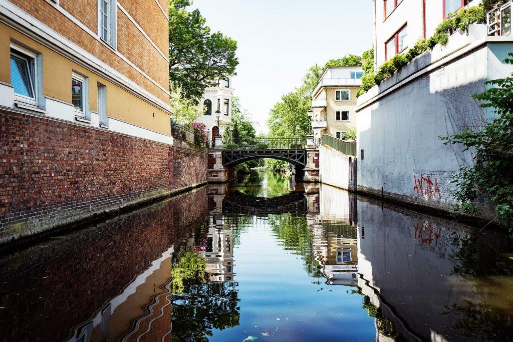 Wusstet ihr, dass Hamburg mehr Brücken als Venedig hat?