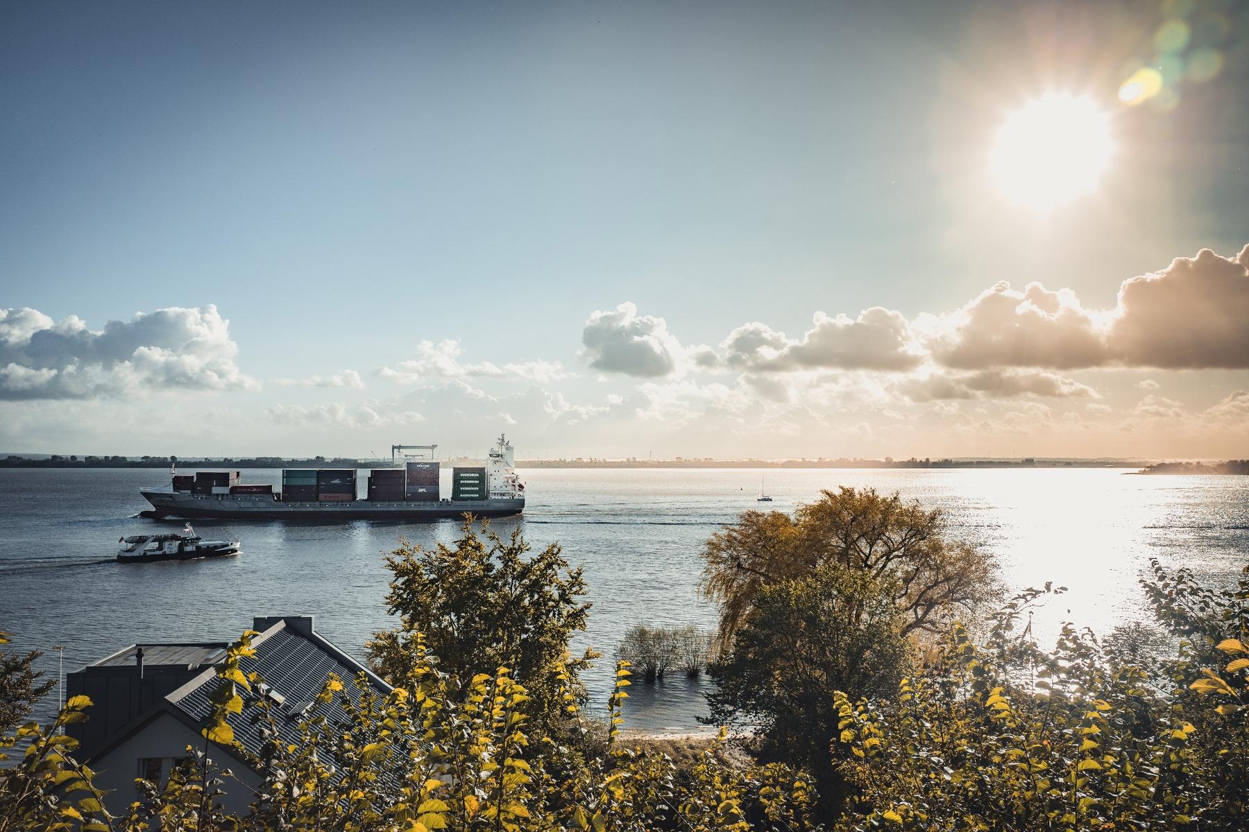 Geheimtipp Hamburg Elbe
