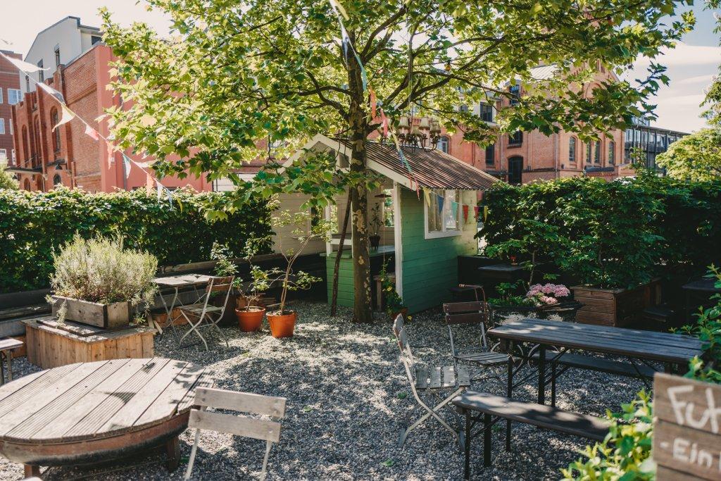 Geheimtipp Hamburg Essen & Trinken Bar Hamburg Biergärten 1
