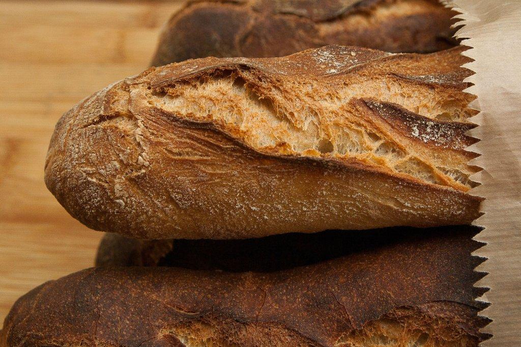 Frisch duftendes Brot – eines der schönsten Dinge auf der Welt.