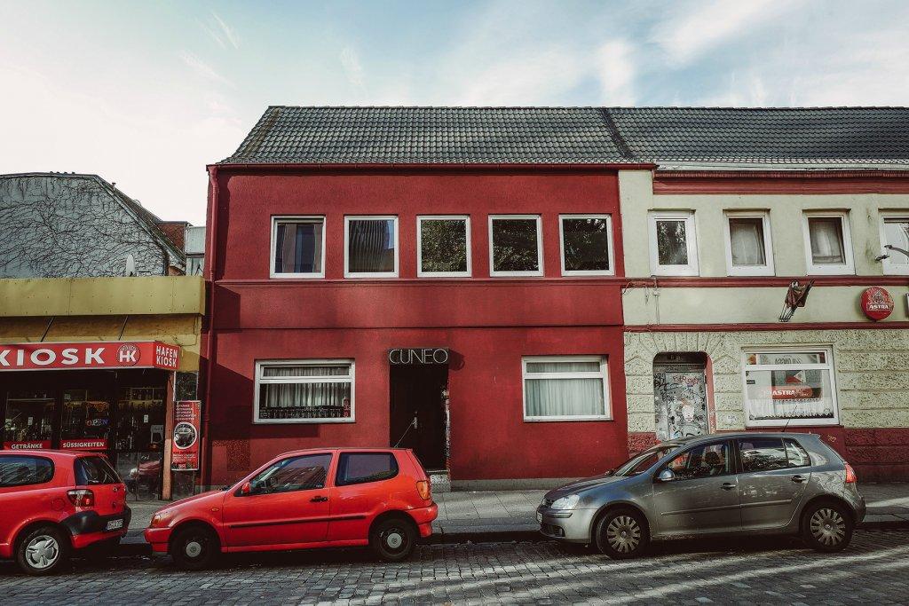 Willkommen beim ältesten Italiener Hamburgs.