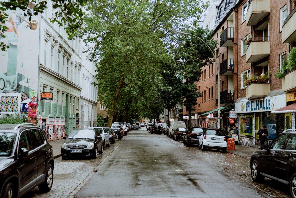 Geheimtipp Hamburg St Pauli Wohlwillstraße