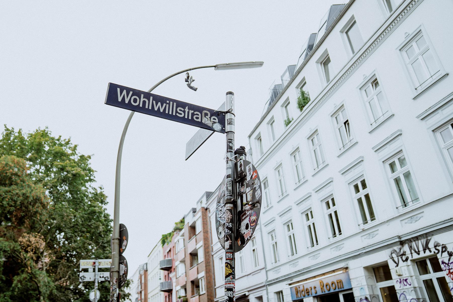 Geheimtipp Hamburg St Pauli Wohlwillstraße 2
