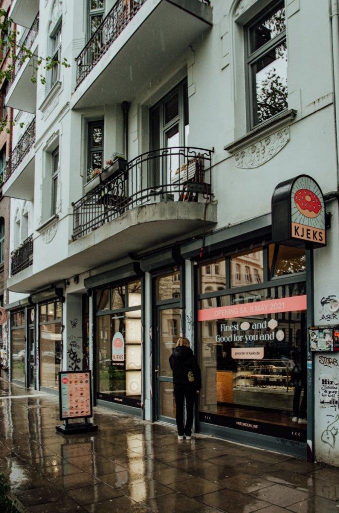 Geheimtipp Hamburg Sternschanze Cafe Kjeks Frederike Hoehn 04