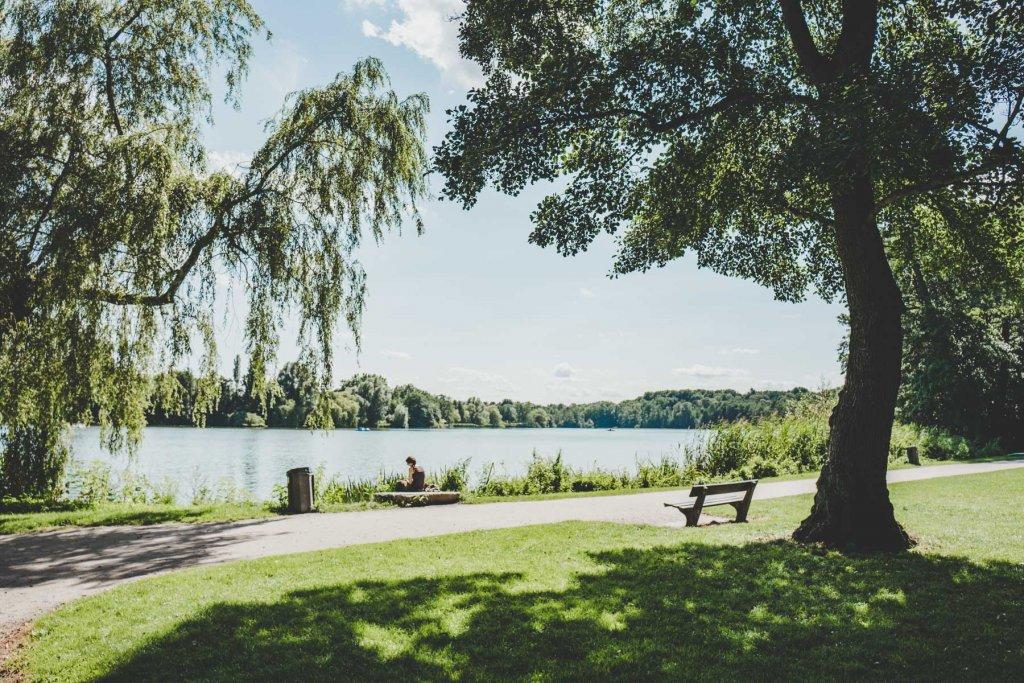 Geheimtipp Hamburg Picknick Außenmühlenteich Cristina Lopez 11 – ©Cristina Lopez