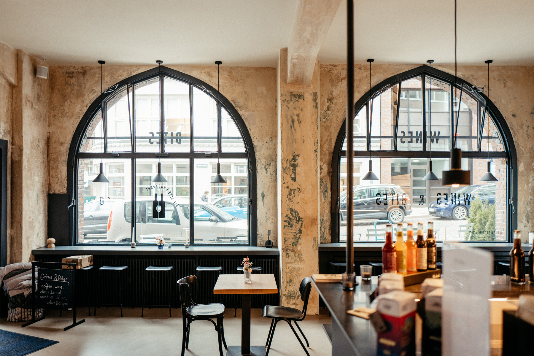 Geheimtipp Hamburg Altstadt Bar Die Alte Druckerei Dahlina Sophie Kock 20
