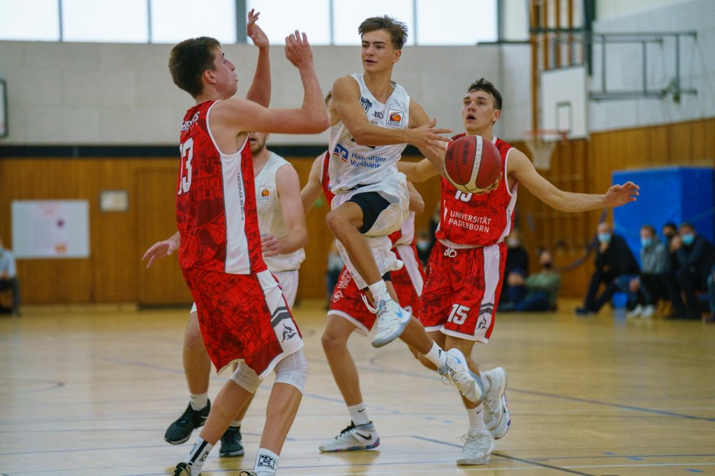 Geheimtipp Hamburg Basketball—Hamburg Towers Jugend Nachwuchs Volksbank 02 – ©Patrick Willner