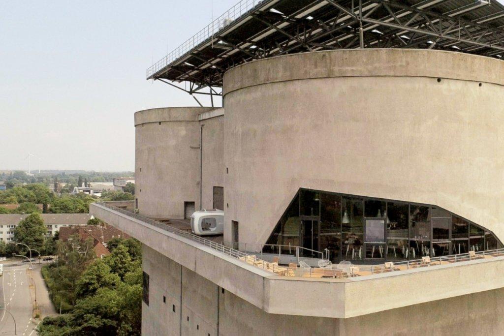 Geheimtipp Hamburg Energiebunker Wilhelmsburg Sleeperoo 16 – ©Sleeperoo