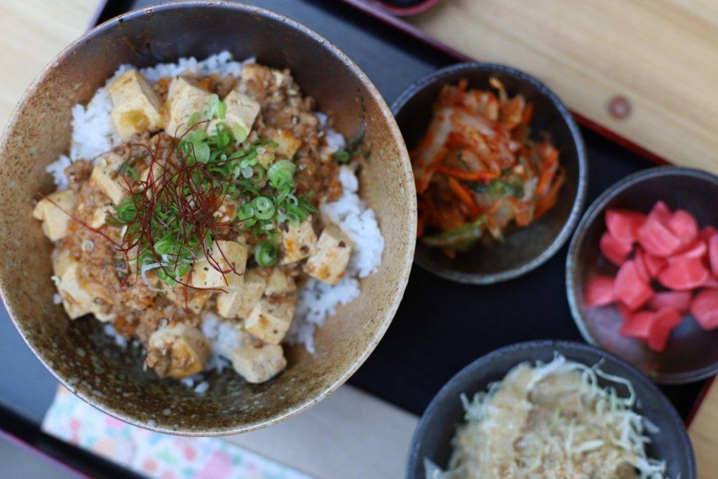Beste japanische Hausmannskost. – ©Madeleine Beyer
