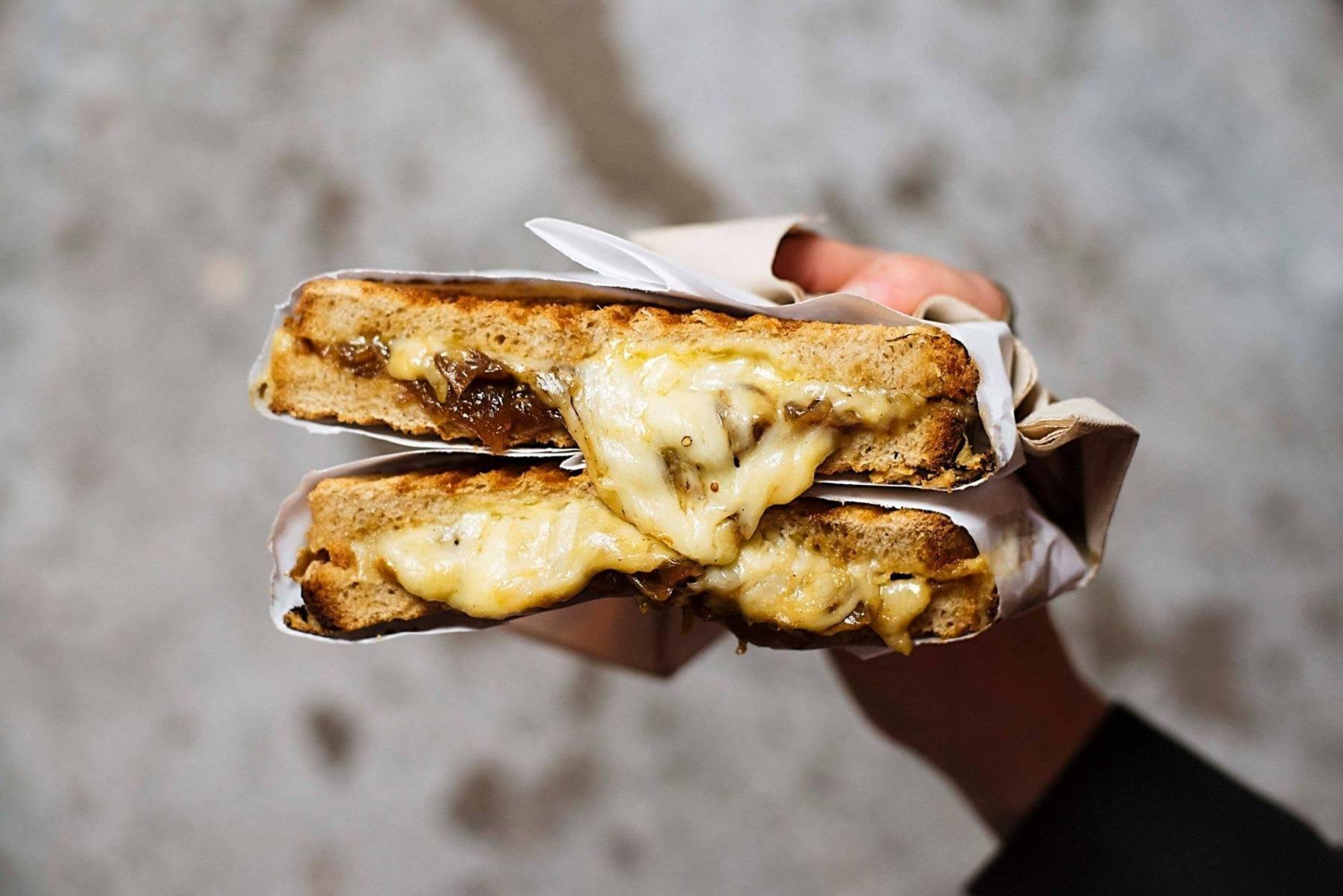 Köstlich! – ©Grilled Cheese Wonderland