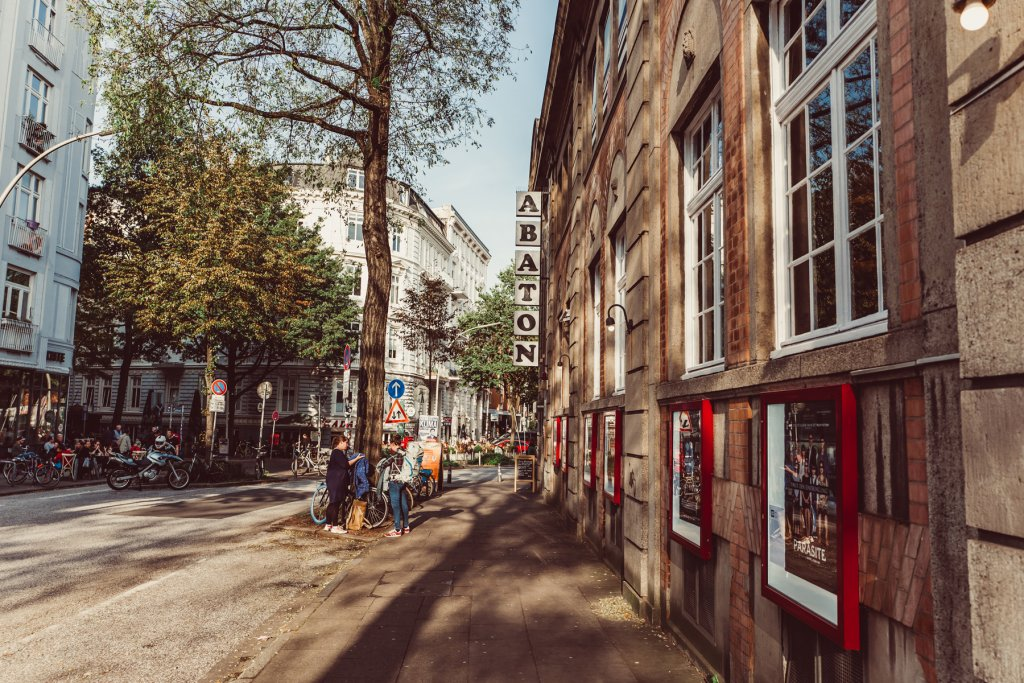 Geheimtipp Hamburg Feierabend Tipps Guide Grindel Abaton Kino 05