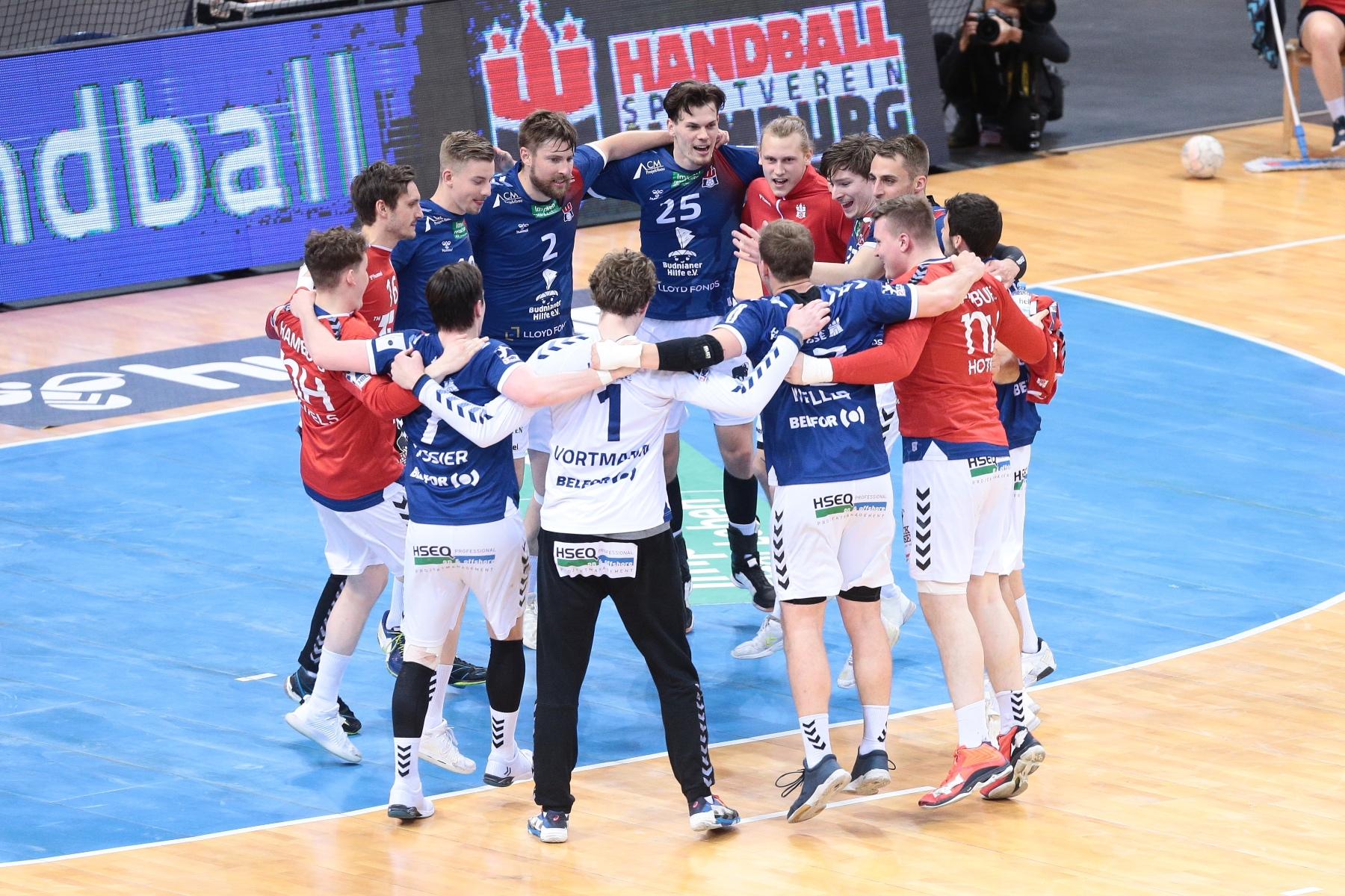 Geheimtipp Hamburg Handball HSV Jugend Nachwuchs Volksbank 05 – ©Patrick Willner