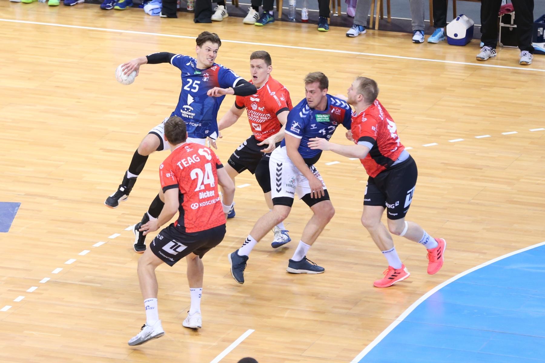 Geheimtipp Hamburg Handball HSV Jugend Nachwuchs Volksbank 06 – ©Patrick Willner