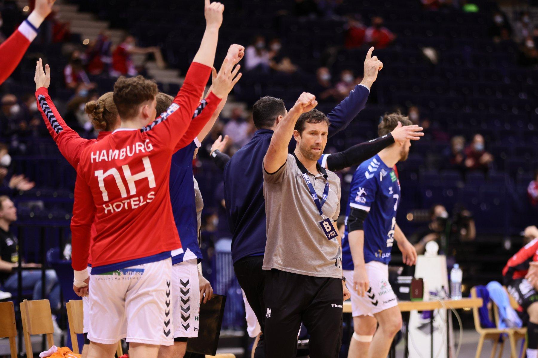 Geheimtipp Hamburg Handball HSV Jugend Nachwuchs Volksbank 08 – ©Patrick Willner