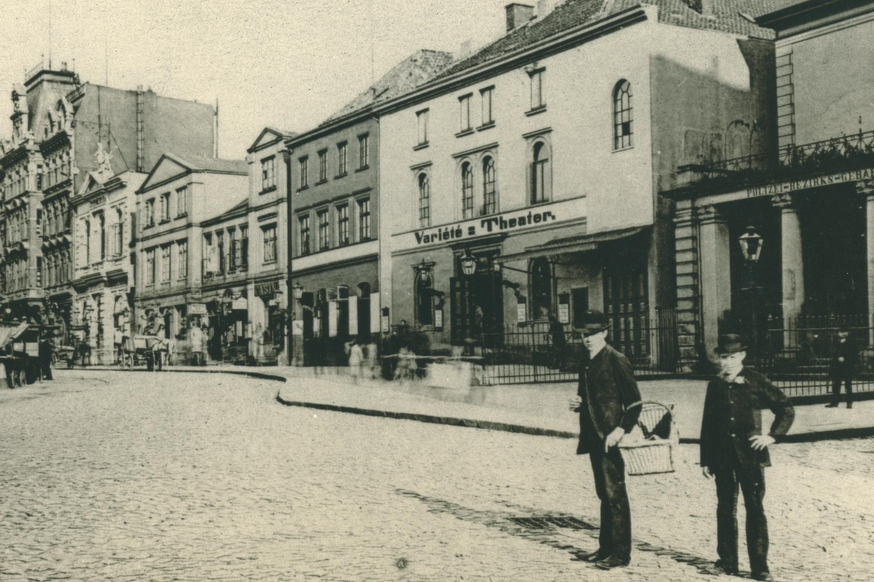 Geheimtipp Hamburg Hometown Story #7 St Pauli Früher 3 – ©SHMH