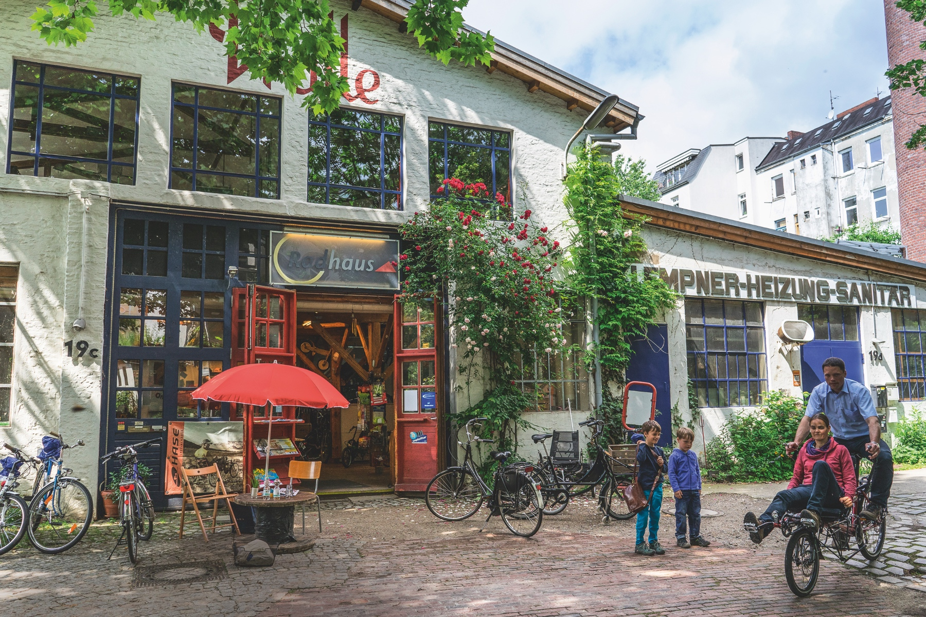 Geheimtipp Hamburg Ottensen Hometown History Altona SHMH 06 – ©SHMH Foto by Udo Mölzer