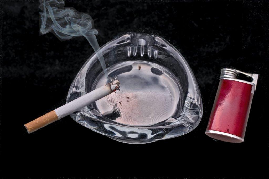 Hamburger Erfindung: der Filter für Zigaretten. – ©Pexels
