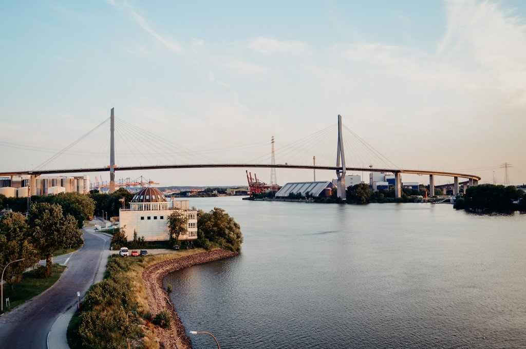 köhlbrandbrücke geheimtipp hamburg bruecken elbe alster