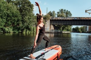 Meridian Spa Sup Yoga 7