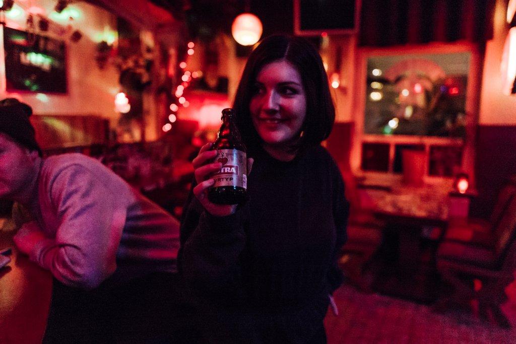 Cheers, Xtina!