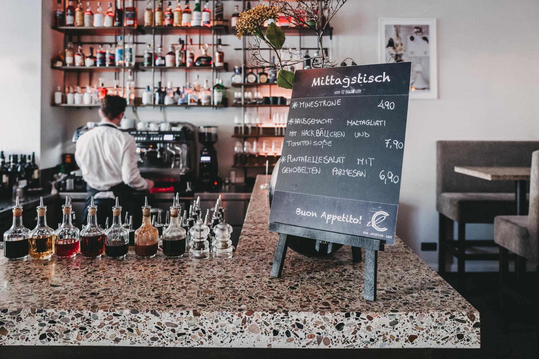 Geheimtipp Hamburg Essen & Trinken Bar Restaurant Il C Bar Dahlina Sophie Kock 16