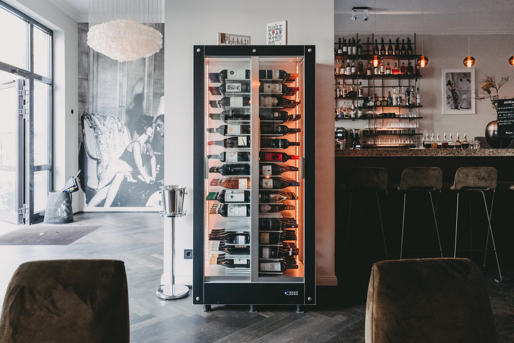 Geheimtipp Hamburg Essen & Trinken Bar Restaurant Il C Bar Dahlina Sophie Kock 7
