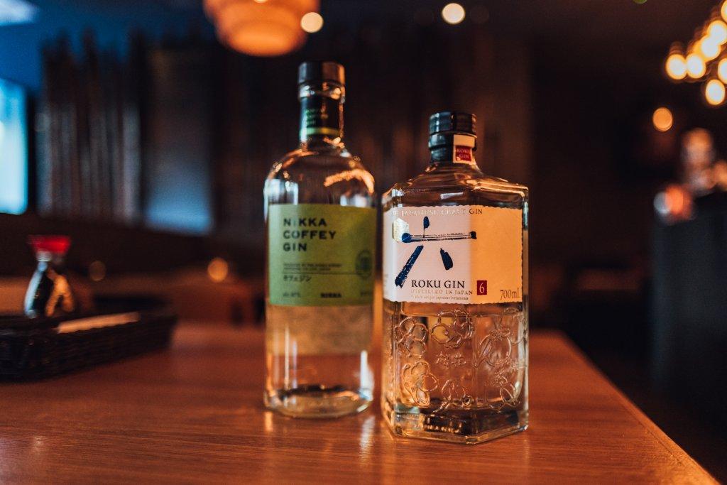 Typisch japanischer Gin. – ©Nakama